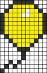 Alpha pattern #27742