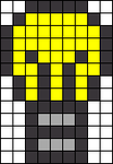 Alpha pattern #27750
