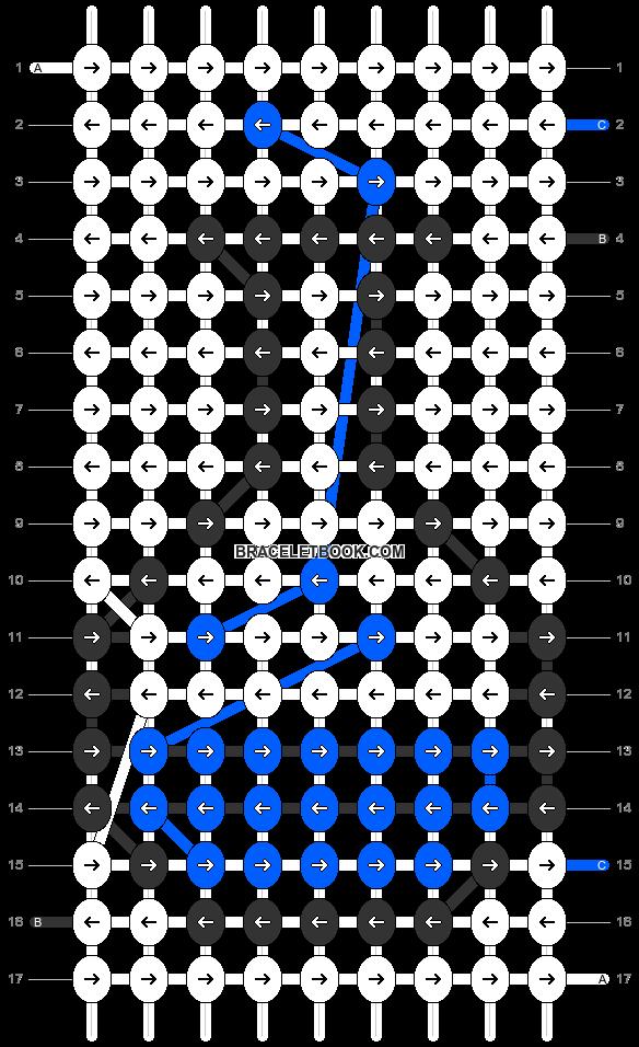 Alpha pattern #27752 pattern