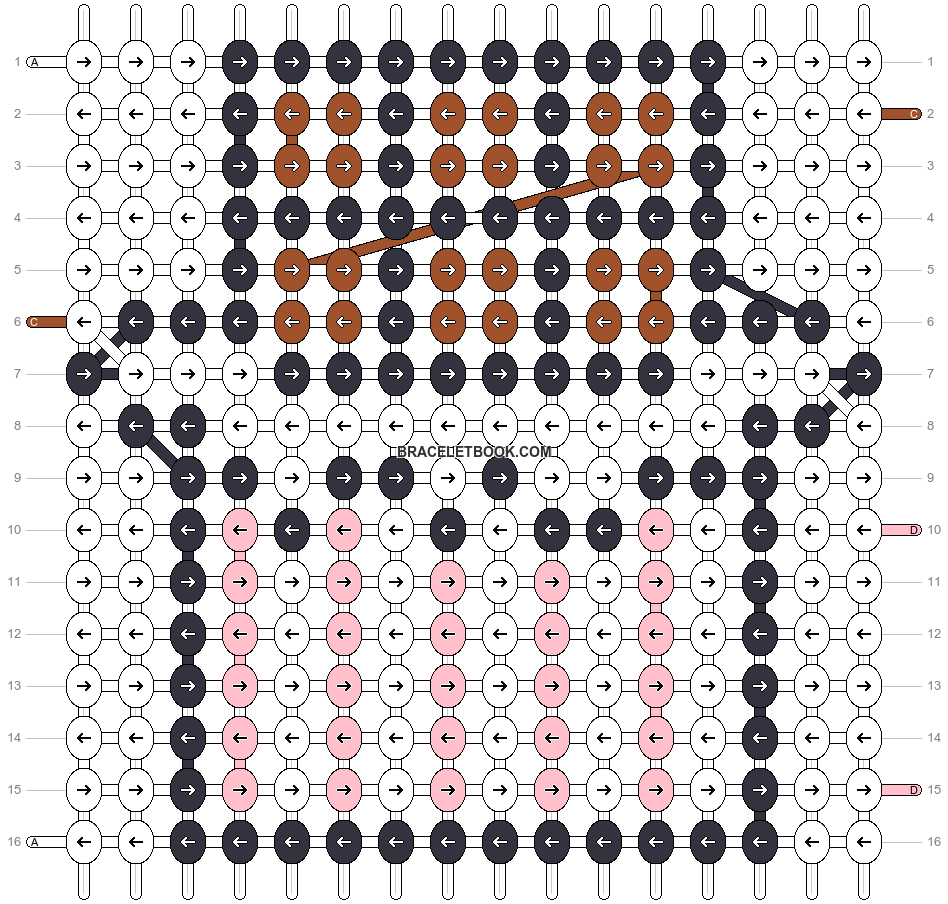 Alpha pattern #27754 pattern