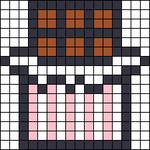 Alpha pattern #27754