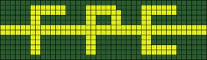 Alpha pattern #27767