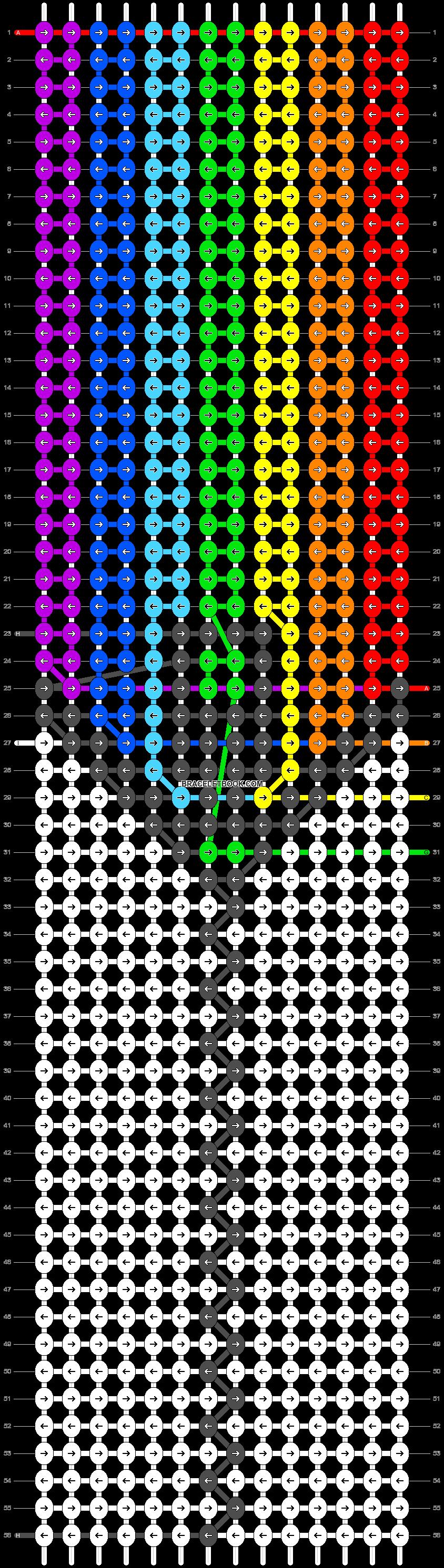 Alpha pattern #27778 pattern