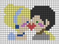 Alpha pattern #27781