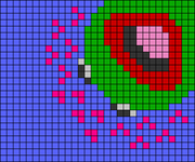 Alpha pattern #27802