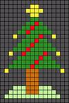 Alpha pattern #27805