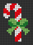 Alpha pattern #27806