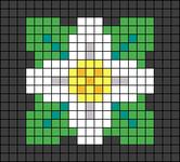 Alpha pattern #27809