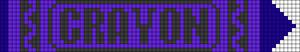 Alpha pattern #27811