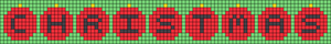 Alpha pattern #27812