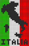 Alpha pattern #27820