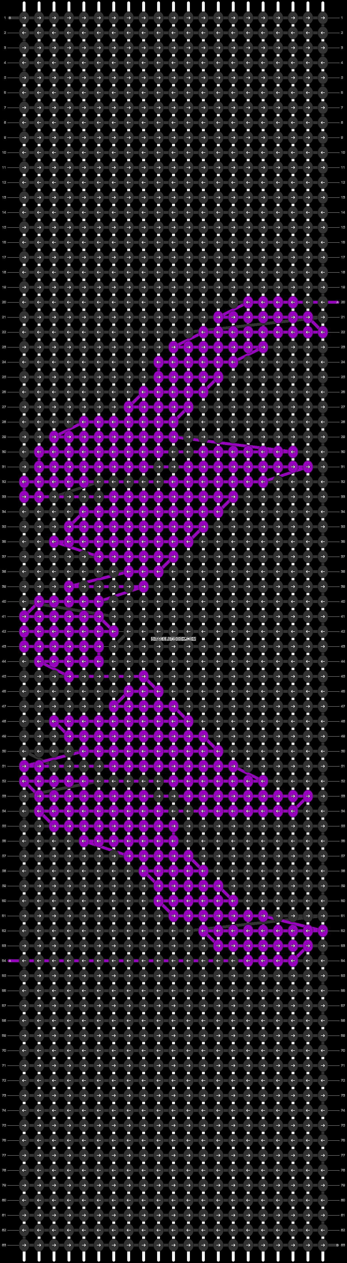 Alpha pattern #27829 pattern