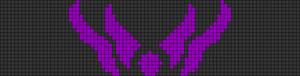 Alpha pattern #27829