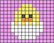 Alpha pattern #27831