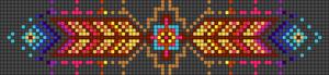 Alpha pattern #27845