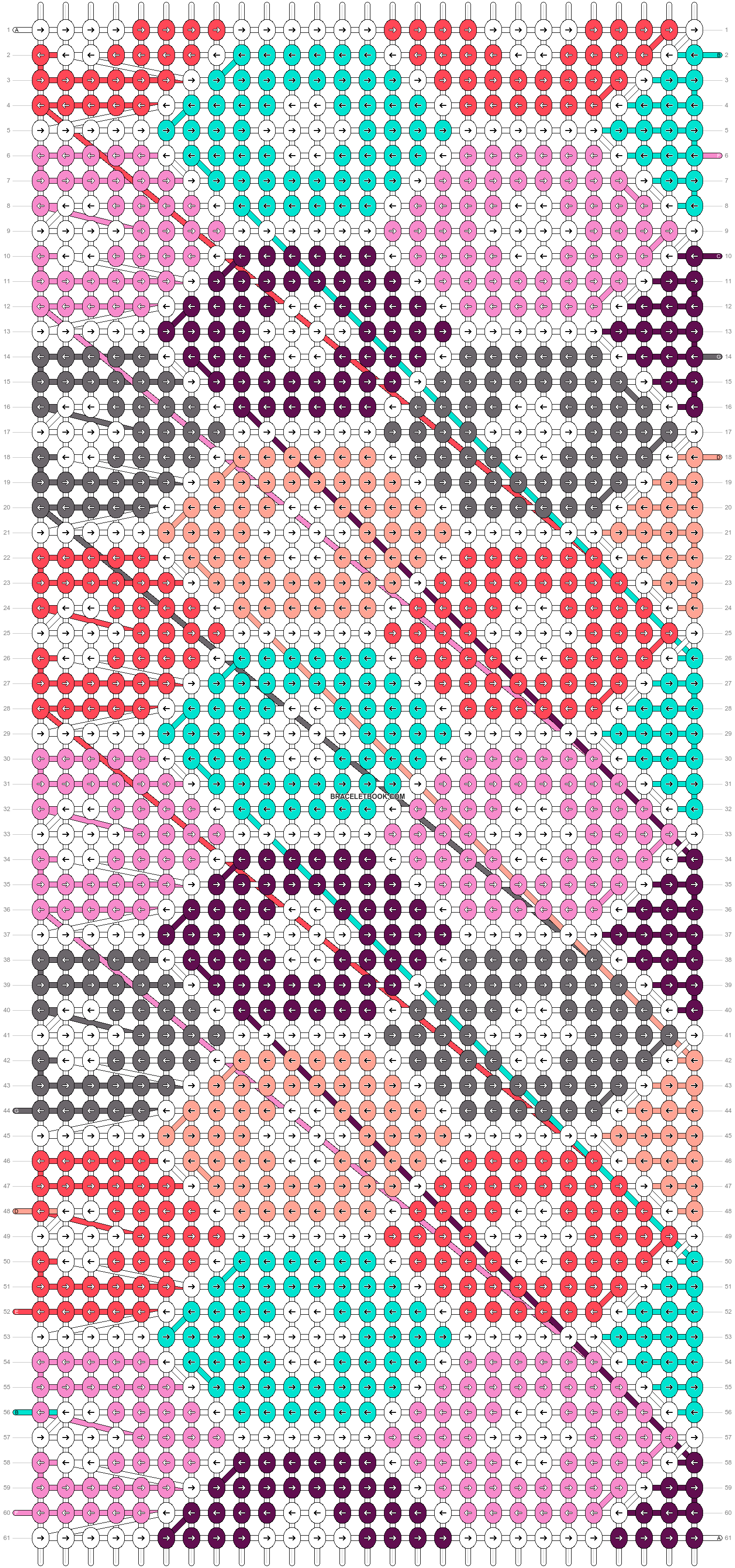 Alpha pattern #27846 pattern