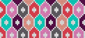 Alpha pattern #27846