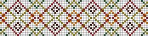 Alpha pattern #27850