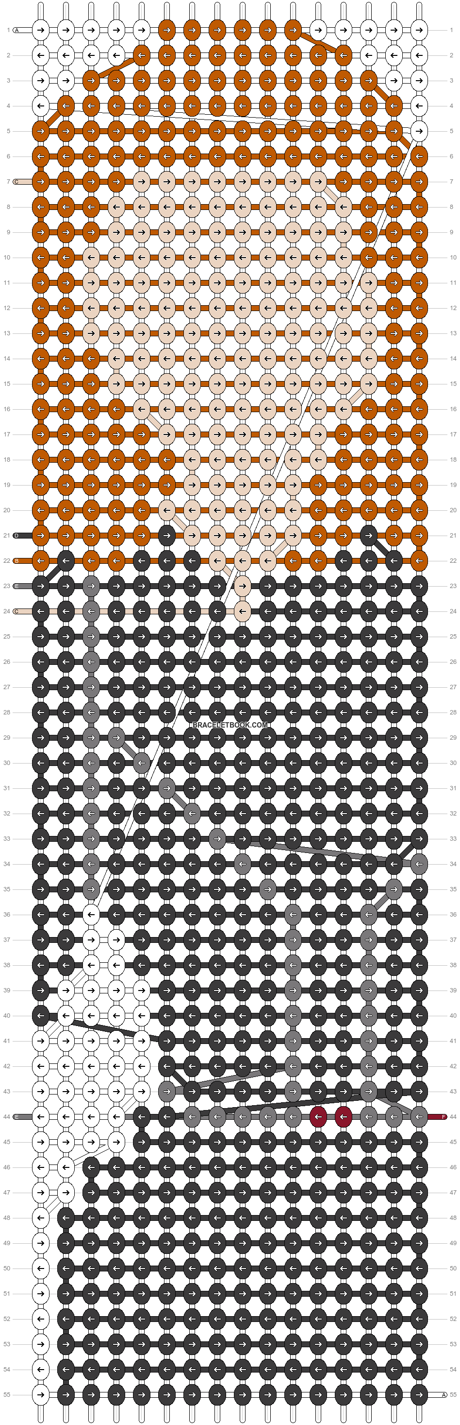 Alpha pattern #27871 pattern