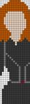 Alpha pattern #27871