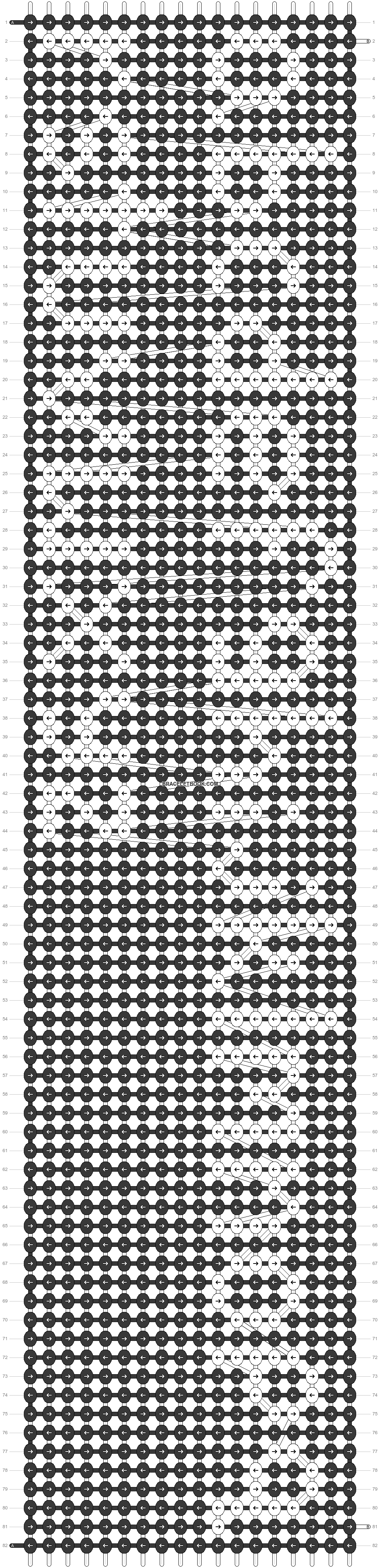 Alpha pattern #27872 pattern