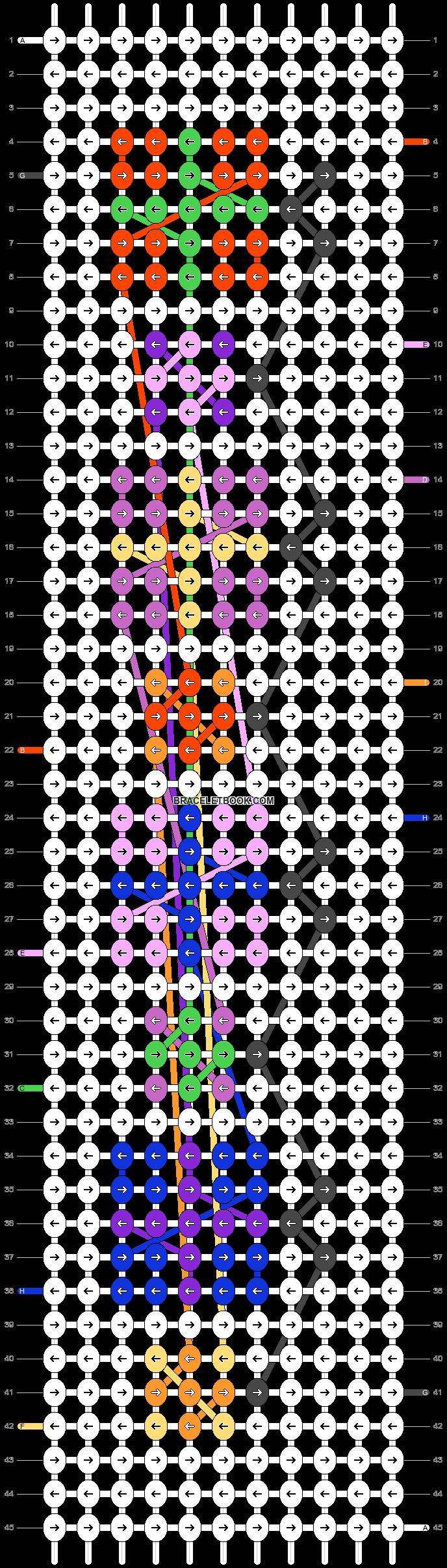 Alpha pattern #27873 pattern