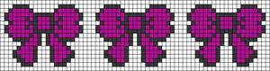 Alpha pattern #27878