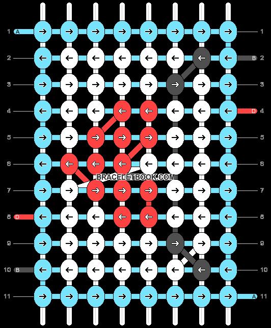 Alpha pattern #27883 pattern