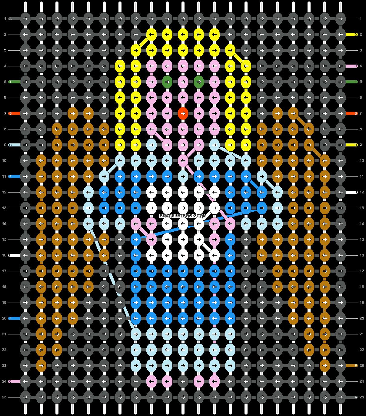 Alpha pattern #27914 pattern