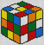 Alpha pattern #27916