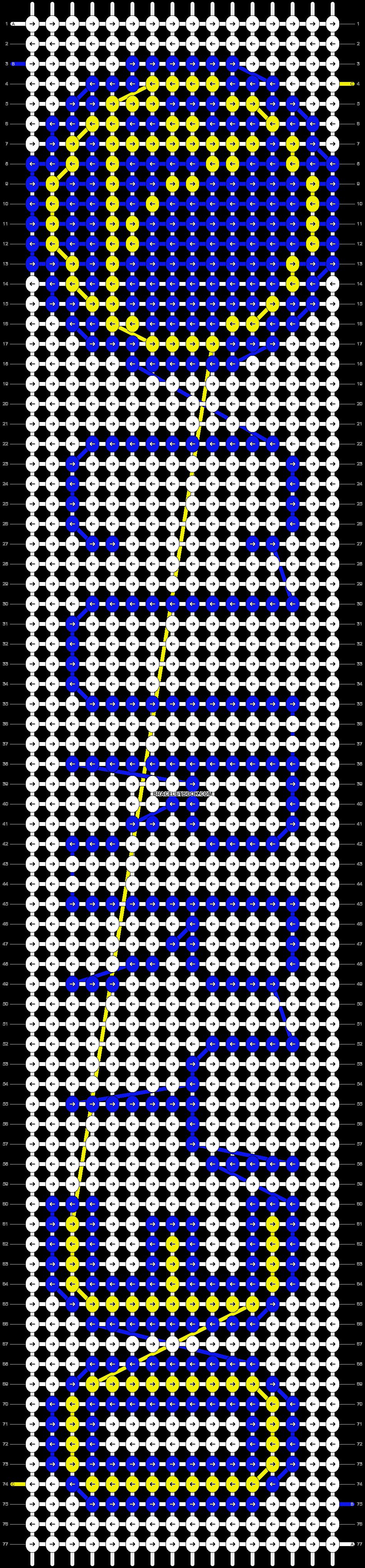 Alpha pattern #27941 pattern