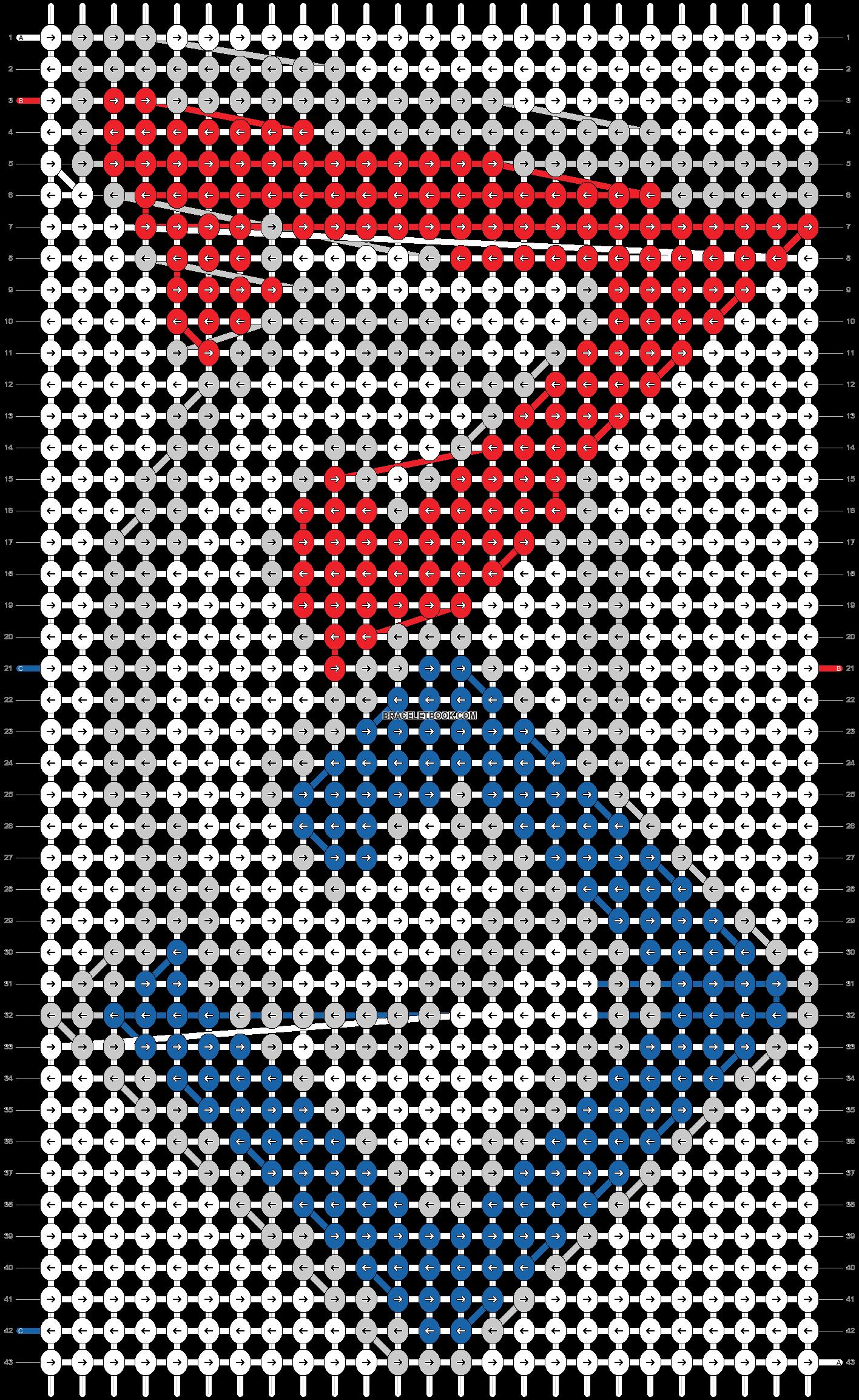 Alpha pattern #27982 pattern