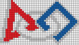 Alpha pattern #27982