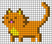 Alpha pattern #27985