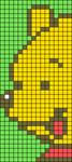 Alpha pattern #27987