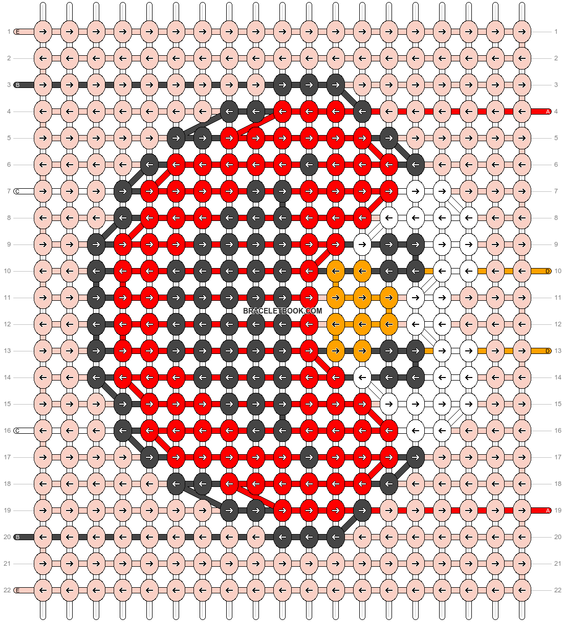 Alpha pattern #27989 pattern
