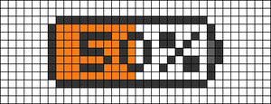 Alpha pattern #27993