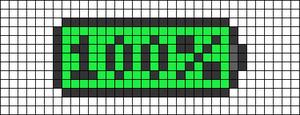 Alpha pattern #28007
