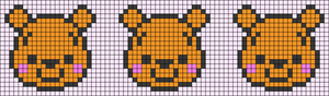 Alpha pattern #28008