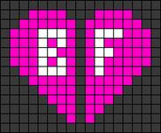 Alpha pattern #28013