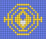 Alpha pattern #28040