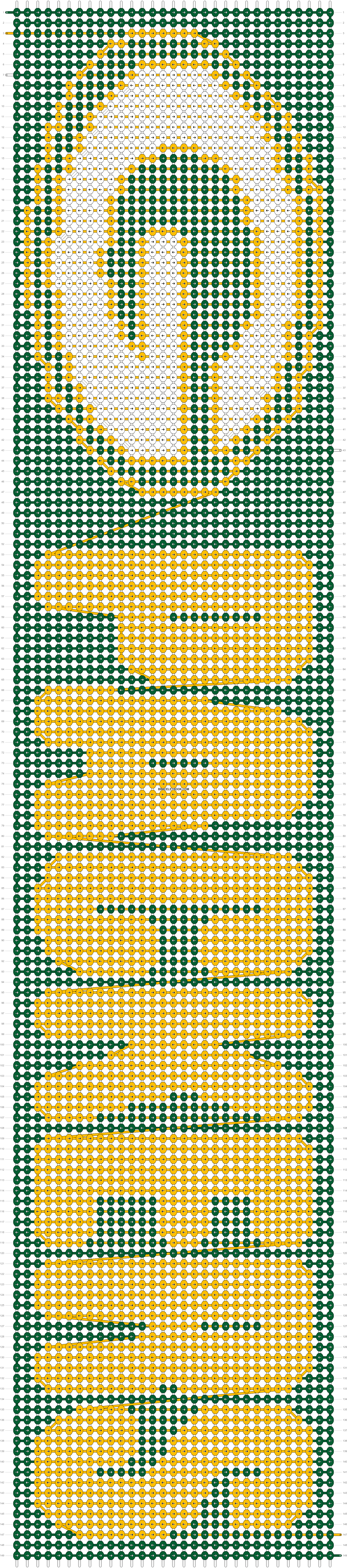 Alpha pattern #28063 pattern