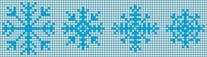 Alpha pattern #28085