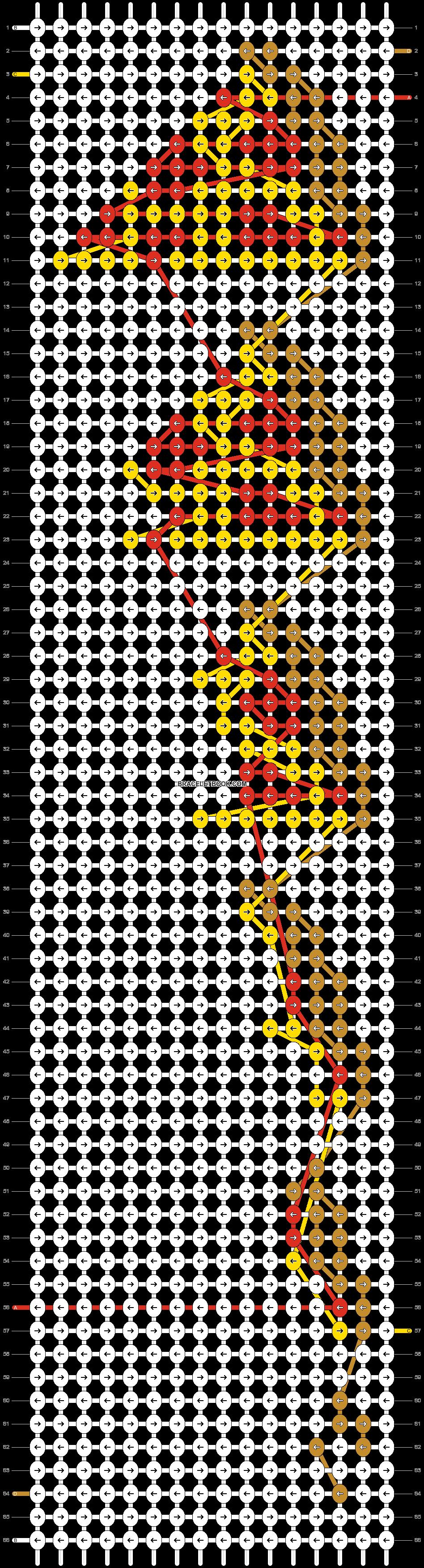 Alpha pattern #28092 pattern