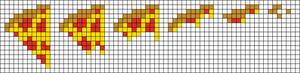 Alpha pattern #28092