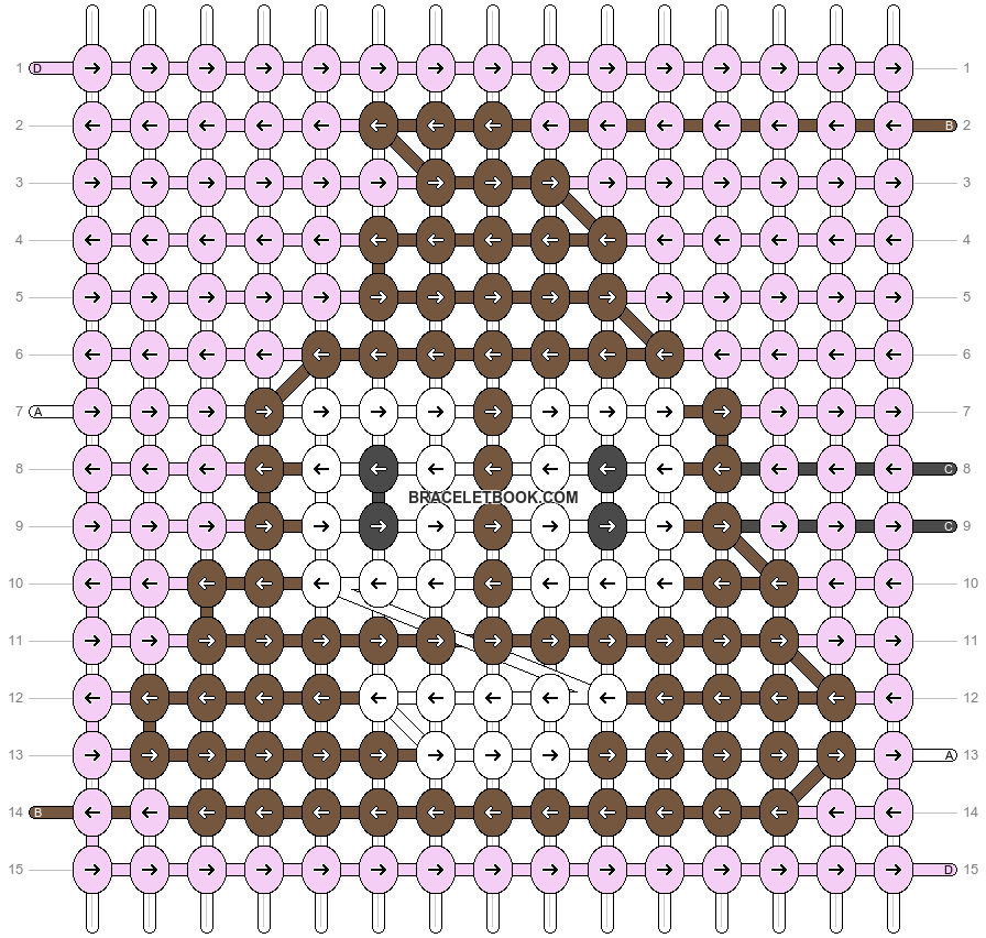 Alpha pattern #28113 pattern