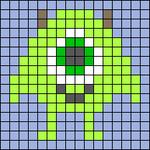 Alpha pattern #28115