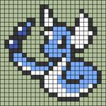 Alpha pattern #28119
