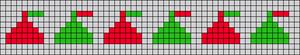 Alpha pattern #28126