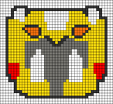 Alpha pattern #28132